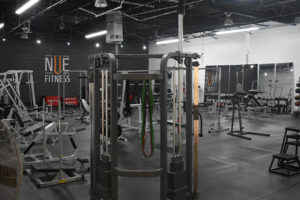 Nue Fitness private gym