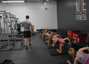 Nue Fitness classes