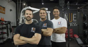 Nue Fitness personal trainers