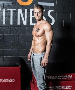 Joseph Lane physique