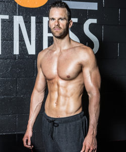 Kevin Moudy physique